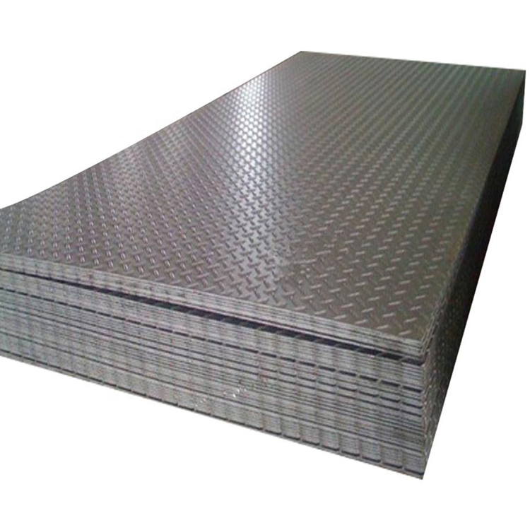 Chinese Supplier Factory Price Steel Checkered Plate/astm Steel Checked Plate