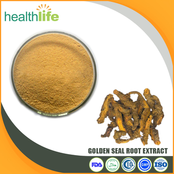 Factory supplying Golden seal Root Extract Powder