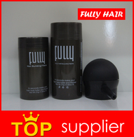 OEM private labels Fully hair building fibers with best price for hair regrowth to regain confidence