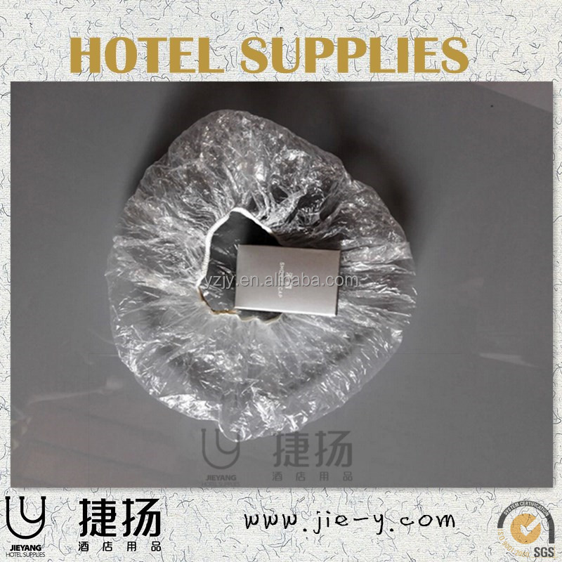 Hotel Amenity Disposable shower cap baby shower cap