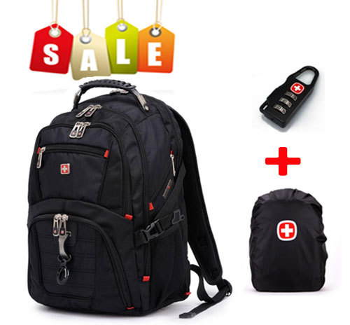 Get Quotations Swissgear Man S Backpack 1680d Nylon Swiss Army Knife 15 6 Laptop Travel Bags Wenger