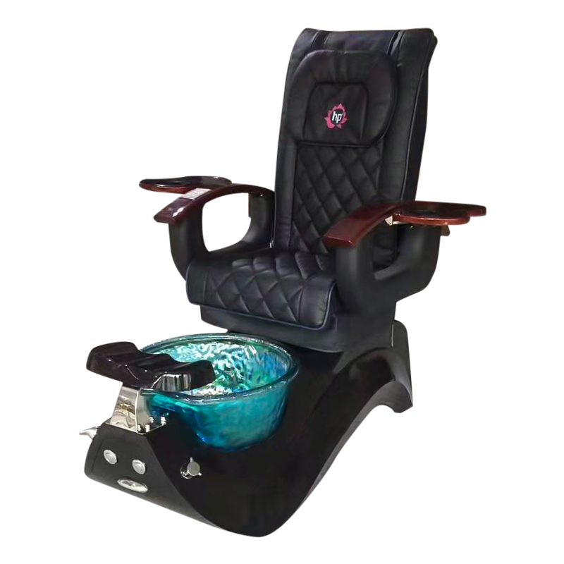 Alibaba.com / 2019 new nail chair electric pedicure chair beauty salon spa surfing pedicure chair