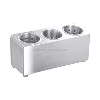 Hot Buffet Accessories Stainless Steel Cutlery Holder Product On Alibaba
