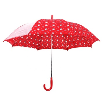 RST Hot Lovely Cartoon Umbrella For Girls Boys Gifts cute dinosaur designs kids Umbrella