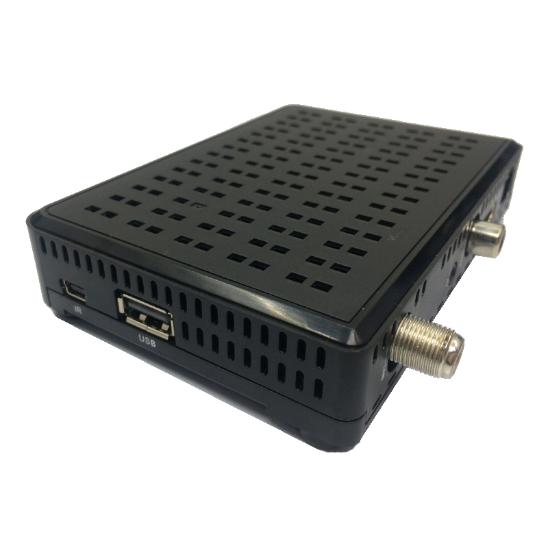 <strong>Linux</strong> TV <strong>Box</strong> H.265 Full <strong>HD</strong> DVB-S2 <strong>Satellite</strong> TV Receiver IPTV STALKER Set TOP <strong>Box</strong> More function and Better than 250 /254