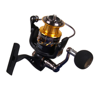 2017 new carbon custom fishing quick reel