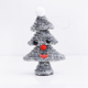 Huandi Wholesale Desk Umbrella Christmas Tree Ornaments Decoration