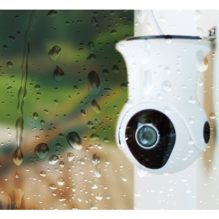 Wireless <strong>WIFI</strong> Controlled IP65 Outdoor Waterproof Camera for Tuya APP Smart Home Security System