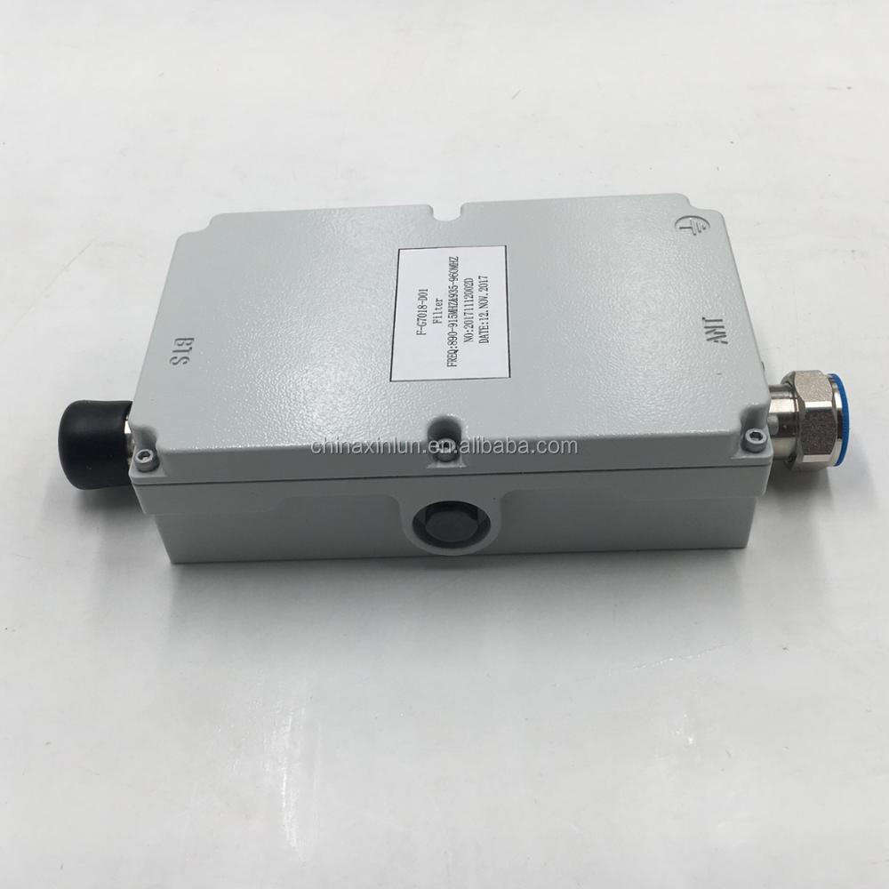 IP65 Base Station 900MHz GSM Passive Filter with DIN type connectors
