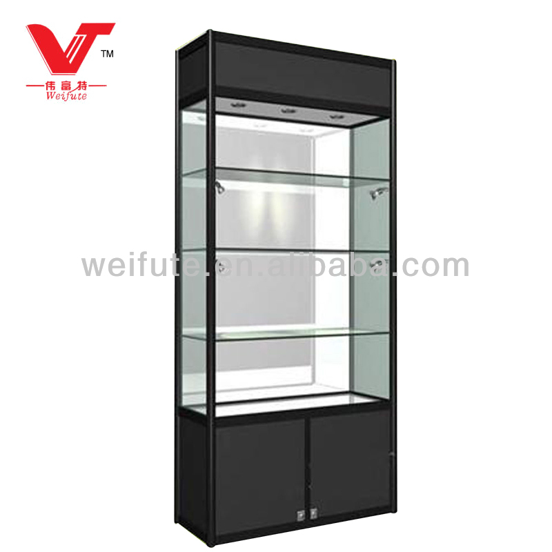 Gl Display Cabinet With Light Product On Alibaba