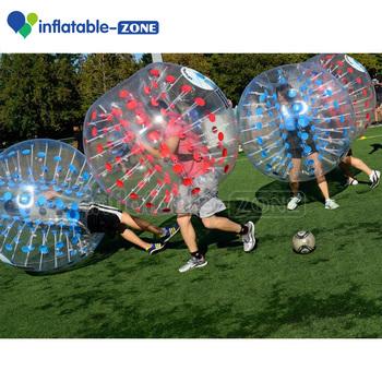 e9dc3ef903 Guangzhou Fábrica Bolha Humano Inflável Bola De Futebol