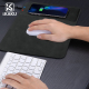 2018 innovative charging mouse pad new product qi wireless charger stand for smartphone