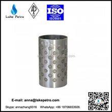 stainless steel screen pipe/ Sieve tube with API standard