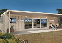 Easy Assemble Prefab Beach House