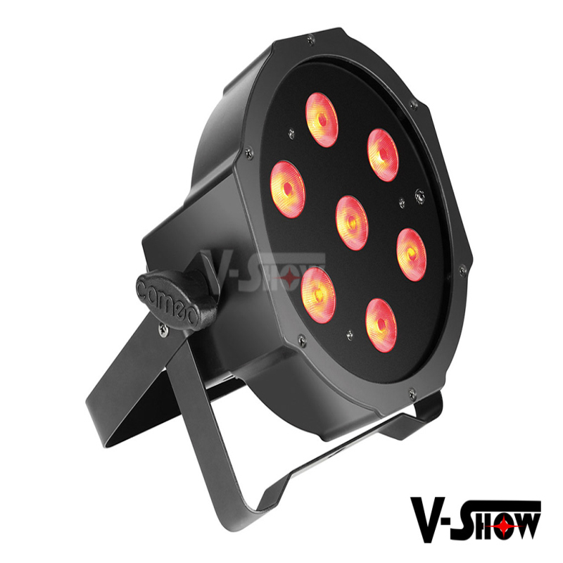 best sellers of 2016 Hot products to sell online 7x10W rgbw 4in1 led flat par color changing led light
