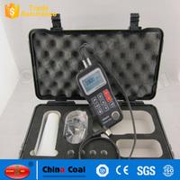 Digital LCD Ultrasonic Thickness Gauge Tester Depth Gauge Range 0.75~300mm with Backlight