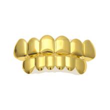 BOAKO Топ Bling Рэппер стоматологические грили хип-хоп мужские грилли однозубные грилли кепки мужские золотые зубы грилли кепки s Панк ювелирные...(Китай)