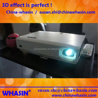 passive 3d mapping projector/latest cheap mini projector mobile phone/full hd 3d led projector led lamp