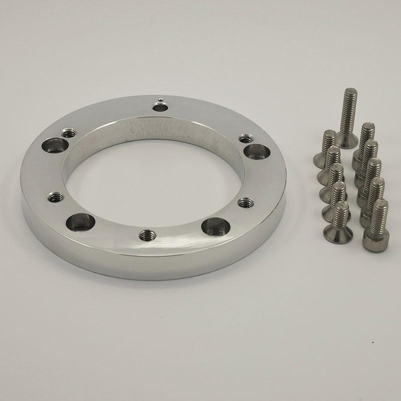 0.5 Steering/Wheel/Hub/Adapter/Conversion/Spacer/Black