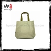 Hot selling reusable large high quality canvas tote bags