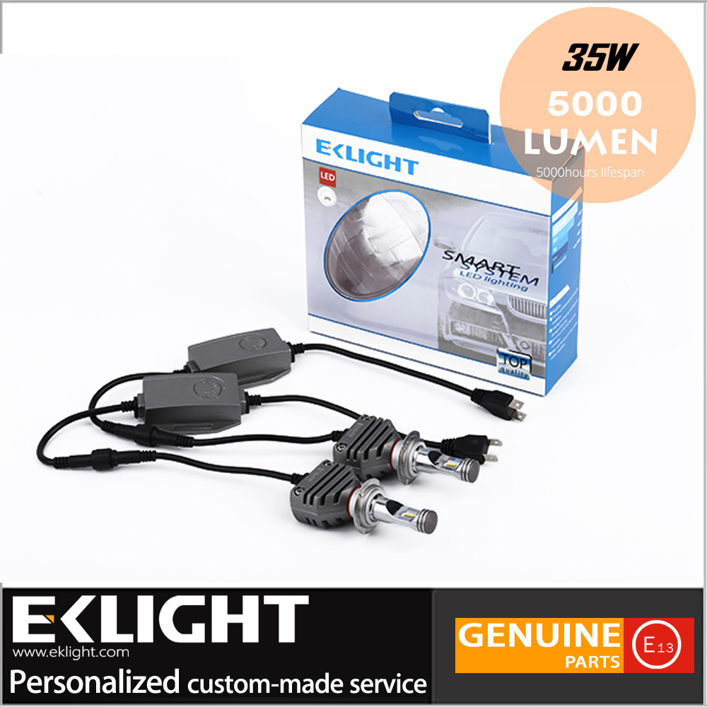 Guangzhou auto parts led head light conversion bulb kit 40w 48w G6 h10 hb3 hb4 h16 5202 D2 880 881 h4 h11 G5