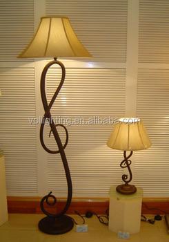Luxury Floor Lamp Room Lights Musical Note Design Buy Standing