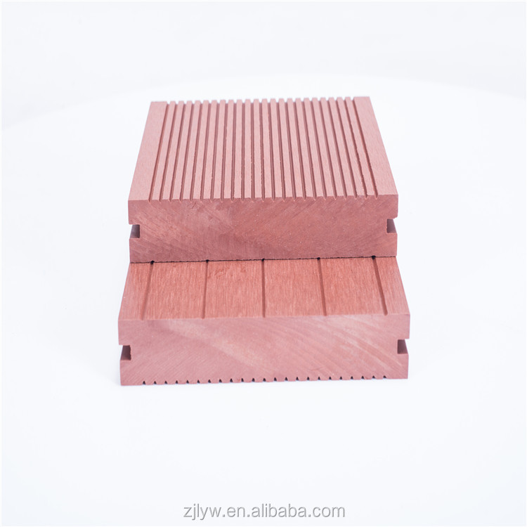 China manufacturer ex-factory price outdoor wpc flooring