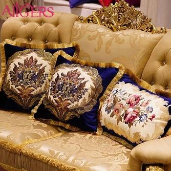 Cuscini Marroni Per Divano.Avigers Marrone Di Lusso Del Ricamo Marocchino Kilim Fringe Cuscini Per Divano Buy Marocchino Kilim Cuscino Copre Di Lusso Del Ricamo