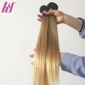 Ombre Extension, Bulk stock Virgin Hair8A9A10A,Unprocessed Malaysian Woman virgin Remy Hair 8A