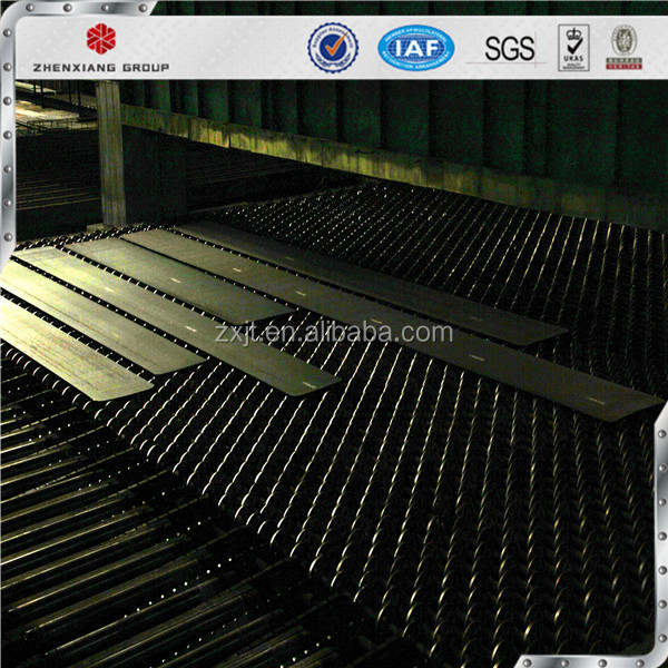Manufactural steel iron material used in grating stair handrail plate steel prices