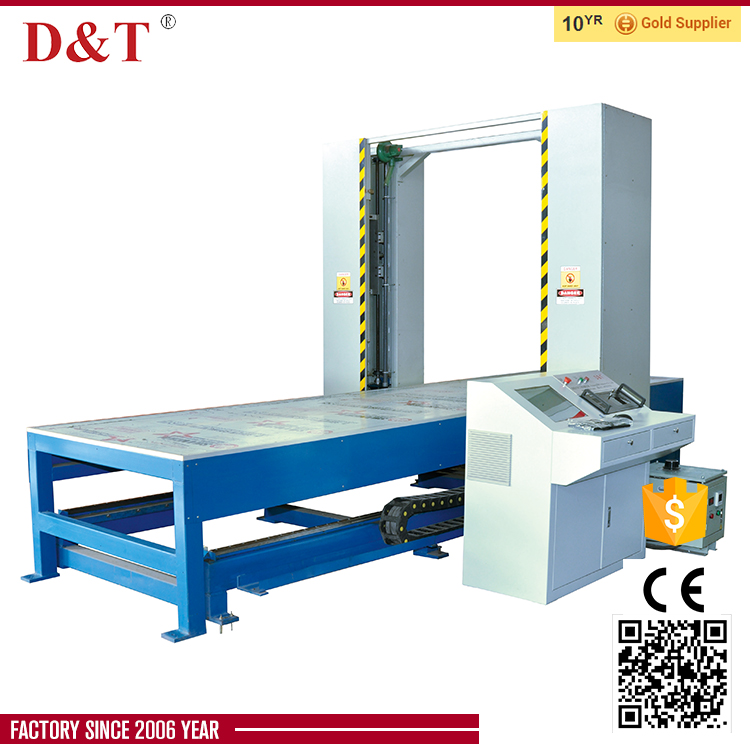 D&t Hot Sale Eps Block Cutting Machine Foam Cutter Hot Wire ...