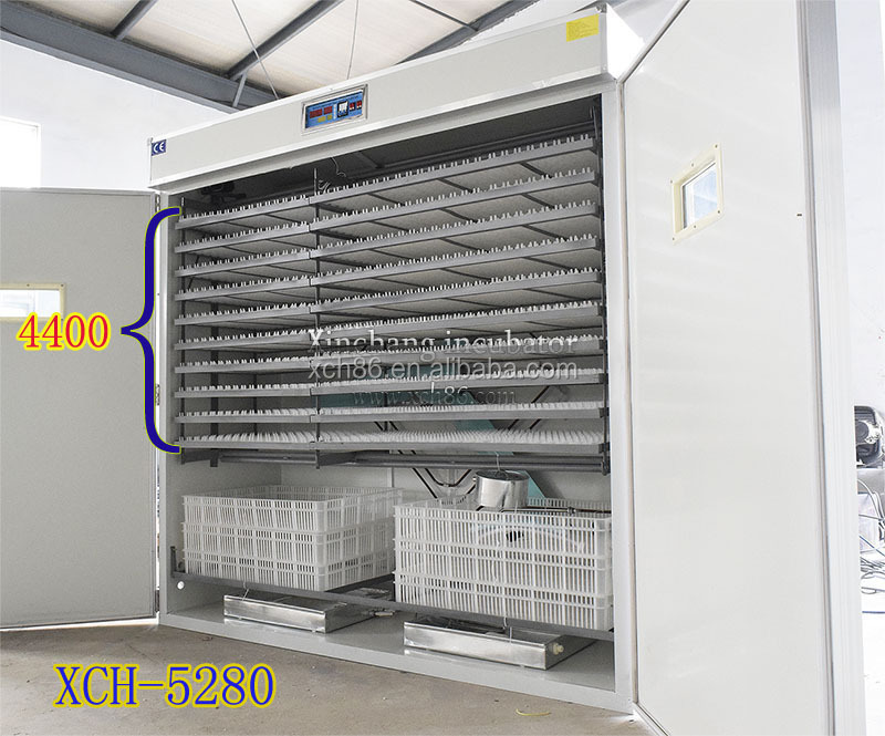 Hot sale capacity 5000 eggs incubator for laying hens