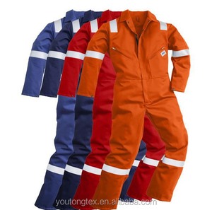 High quality flame retardant coverall for workwear