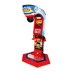 Mantong hot sale coin operated redemption, Boxer game machine /game machine interactive boxing games