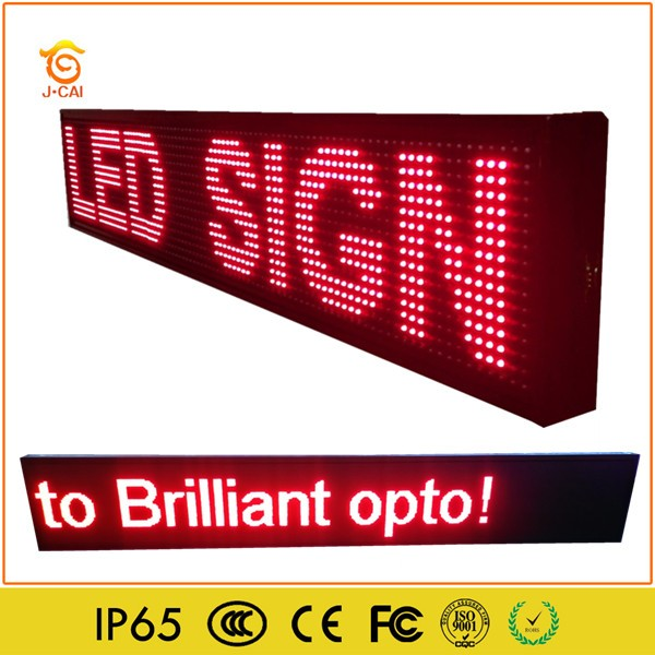 P10 semi-outdoor electronics led display board with factory price