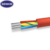 High strength/resistance distortion silicone communication data cable with ts16949 certification