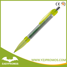 Plastic Pull Out Ad Banner Pen Made from China with New Design