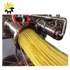 High quality industrial pasta making machinery for produce long cut Italian pasta spaghetti made in china