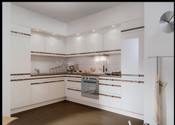 Flat Pack Kitchens >> High Gloss Flat Pack Kitchens