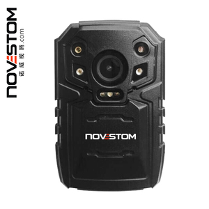 Newest 1296p hd 4g GPS WiFi police security body worn video cam 3G 4G surveillance camera for police Novestom-china
