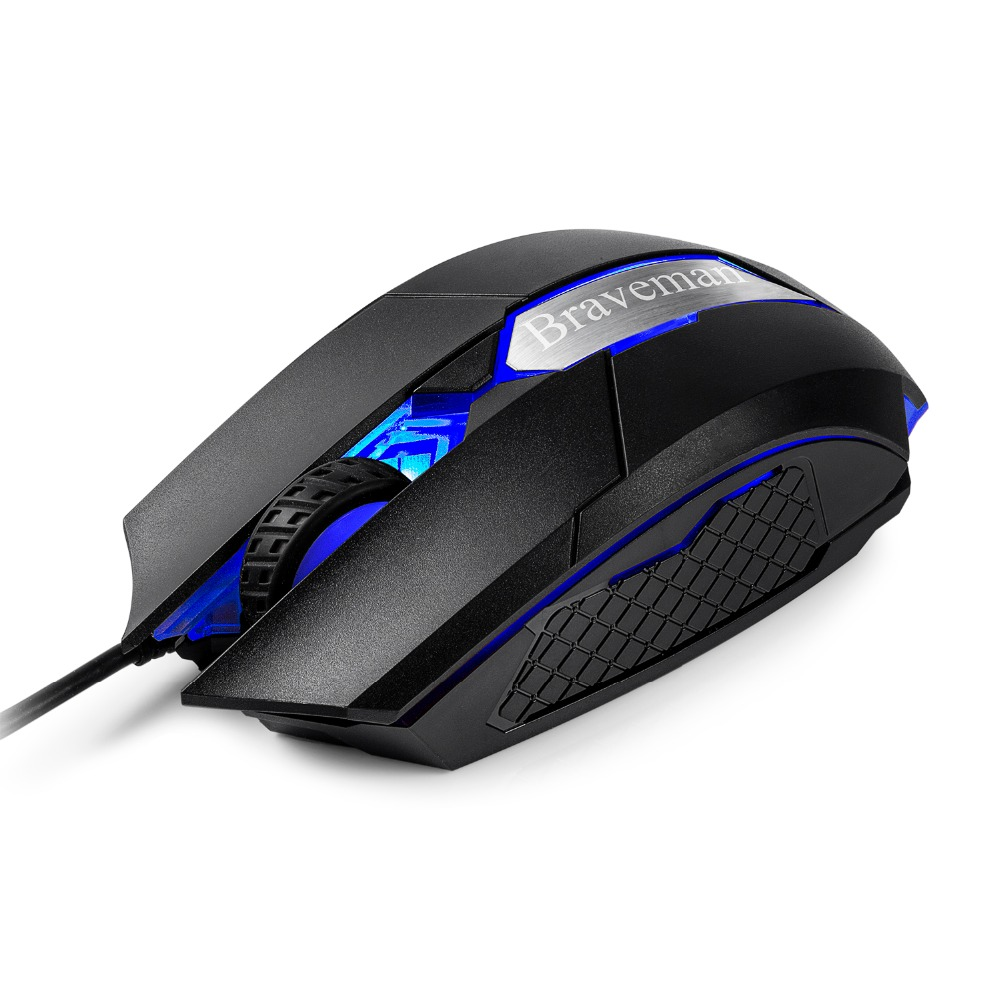 Comfortable Hand Fast Gaming Slim Body Gaming Mouse