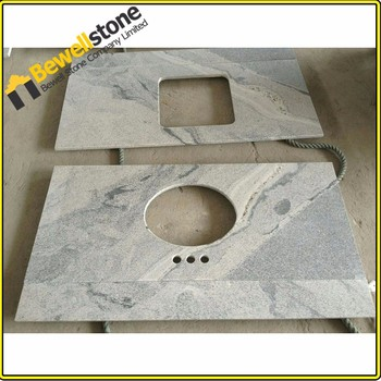 g4261 multicolour grain granite prefab cheap granite kitchen countertop