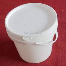 New products plastic container box round food grade bucket moulds