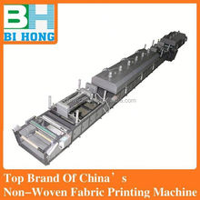 Fully automatic automatic spot uv screen printing machine with stacker