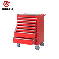 Base Csps Stainless Steel Glide Rolling Tool Chest With Handle
