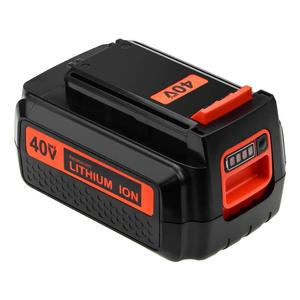 40V Max Power Tool Battery for LBX2040 1.5A Lithium Replacement Battery for Black&Decker Combo Kit