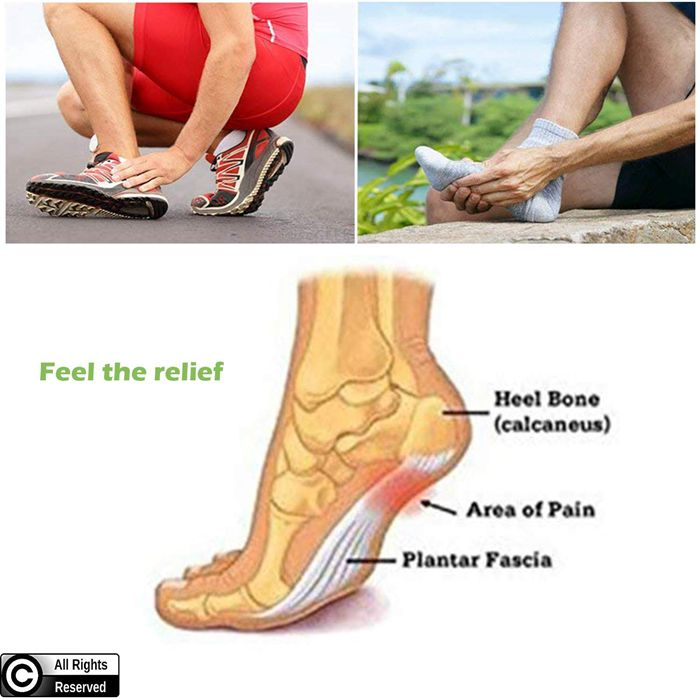 Cushioned Compression Arch Support Extra Thick with More Padded Comfort for Plantar Fasciitis,Fallen Arches,Heel Spurs Problems