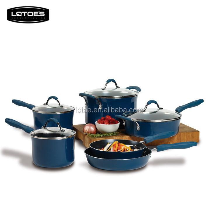 Easy life home cooking kitchec cookware set lowes tv sets