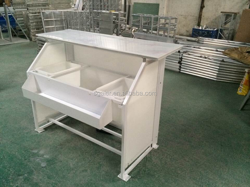 ... Acrylic Aluminum Counterfolding Bar Tablefolding Bar Buy Folding  Acrylic Aluminum Counterfolding Bar Table Folding Bar Watchthetrailerfo ...