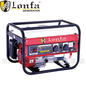 Natural Gas Power Generator 5KW price with LPG kit